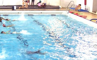 Swimming Lessons at St Joseph's College
