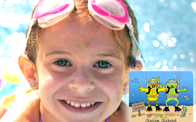 Teach Your Kids to swim the easy way with D and S Swim School